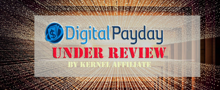 Is Digital Payday A Scam - Digital Payday Review