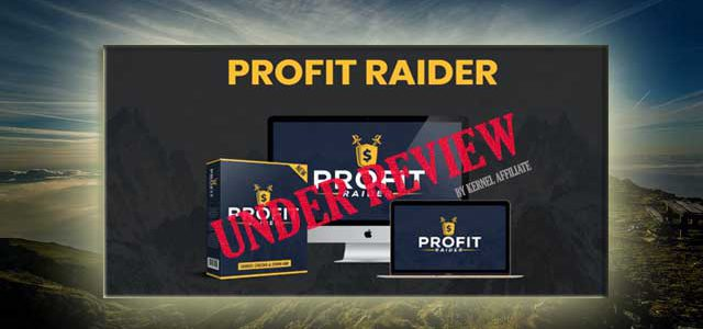 Profit Raider Review - yet another piece of puzzle?
