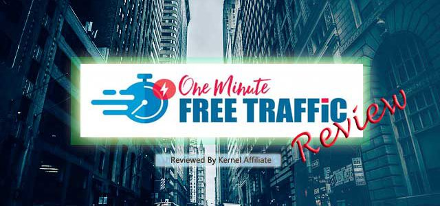 One Minute Free Traffic Review - Certainly More Than One Minute