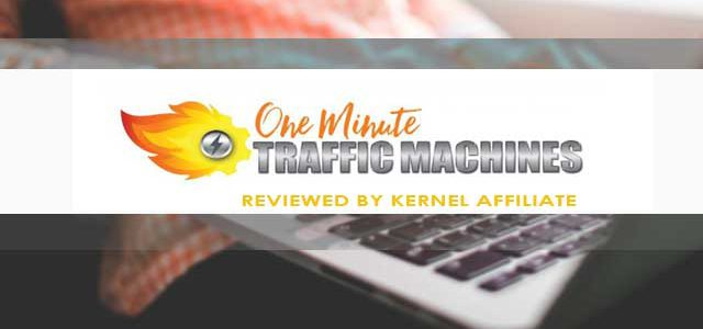 One Minute Traffic Machine Review
