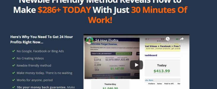 24 Hour Profits Review