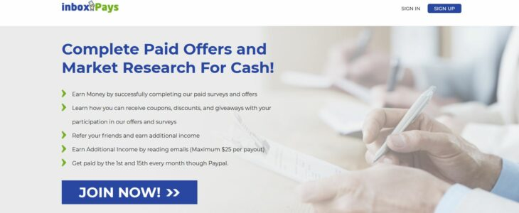 InboxPays Review- Will You Get Paid?
