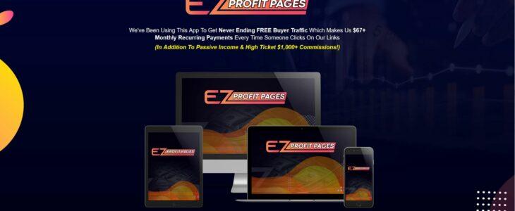 EZ Profit Pages Honest Review